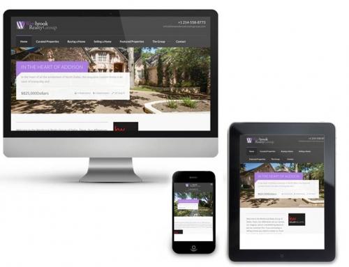 Westbrook Realty Group Website