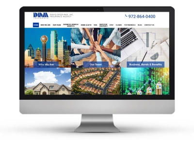 Davis Dyer Max Website