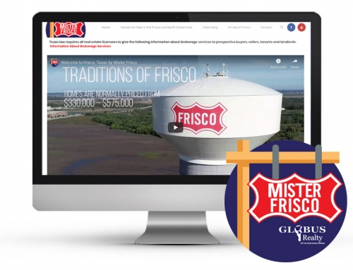 Mister Frisco Brand and Website