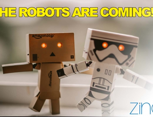 Zing's Video Blog – Chatbots